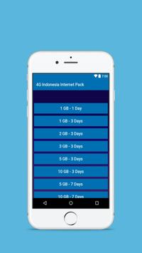 Indonesia Internet Packages poster