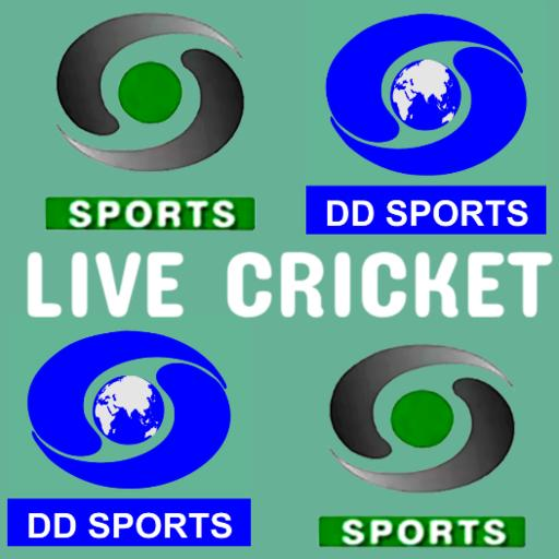 Live Cricket TV - DD Sports & National TV, HD tips for