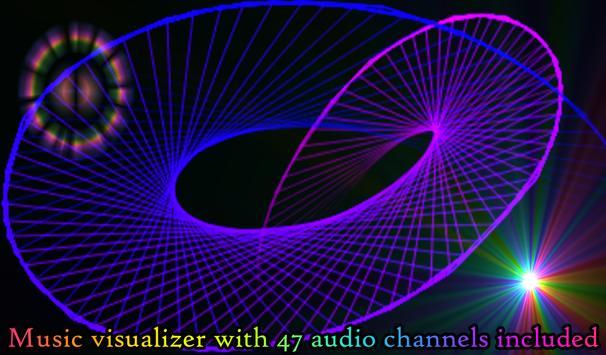 Space Warper - Hypnotizing Live Wallpaper poster