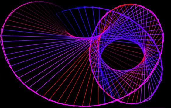 Space Warper - Hypnotizing Live Wallpaper imagem de tela 2