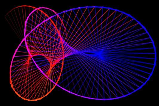 Space Warper - Hypnotizing Live Wallpaper imagem de tela 5