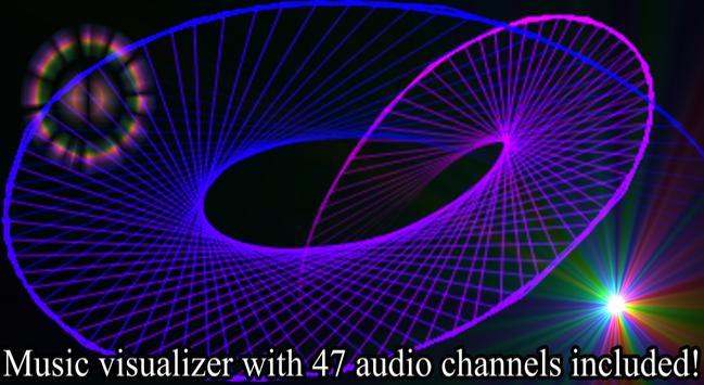 Space Warper - Hypnotizing Live Wallpaper screenshot 8