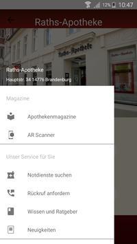 Raths-Apotheke Brandenburg screenshot 1