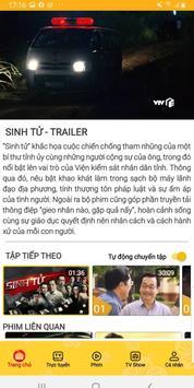VTV Giai Tri - Internet TV screenshot 2