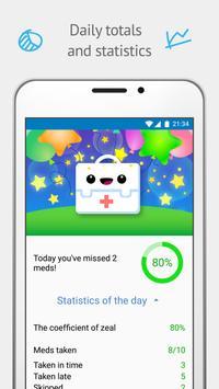 Pills Time💊Medication Tracker & Pill Reminder screenshot 4