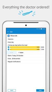 Pills Time💊Medication Tracker & Pill Reminder screenshot 6