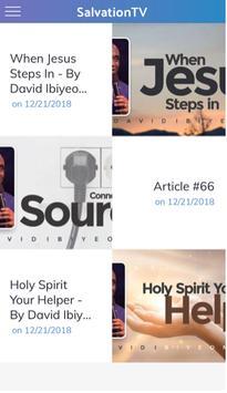 SalvationTV App screenshot 4