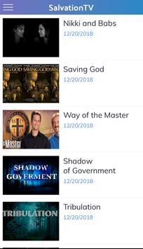 SalvationTV App screenshot 9