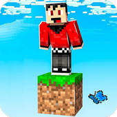 ONE BLOCK CHALLENGE FOR MCPE आइकन