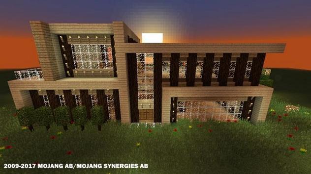 Modern Houses for Minecraft  ★ Ekran Görüntüsü 4