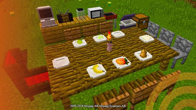 Furniture for minecraft screenshot 4