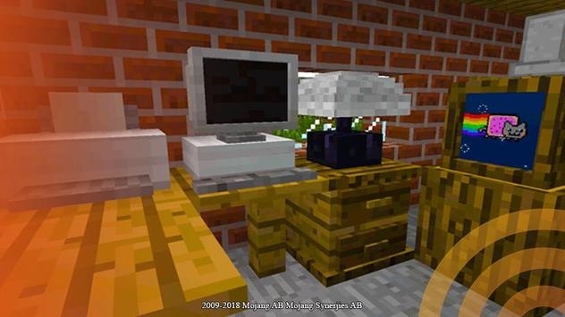 Furniture for minecraft screenshot 2
