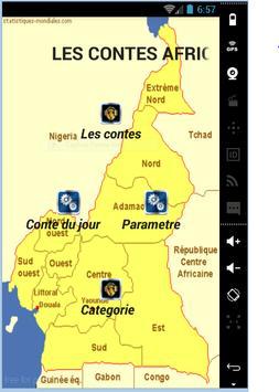 Contes Africains capture d'écran 2