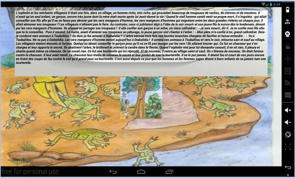 Contes Africains screenshot 8