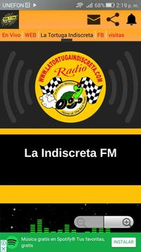 La Indiscreta 106.7 FM screenshot 1