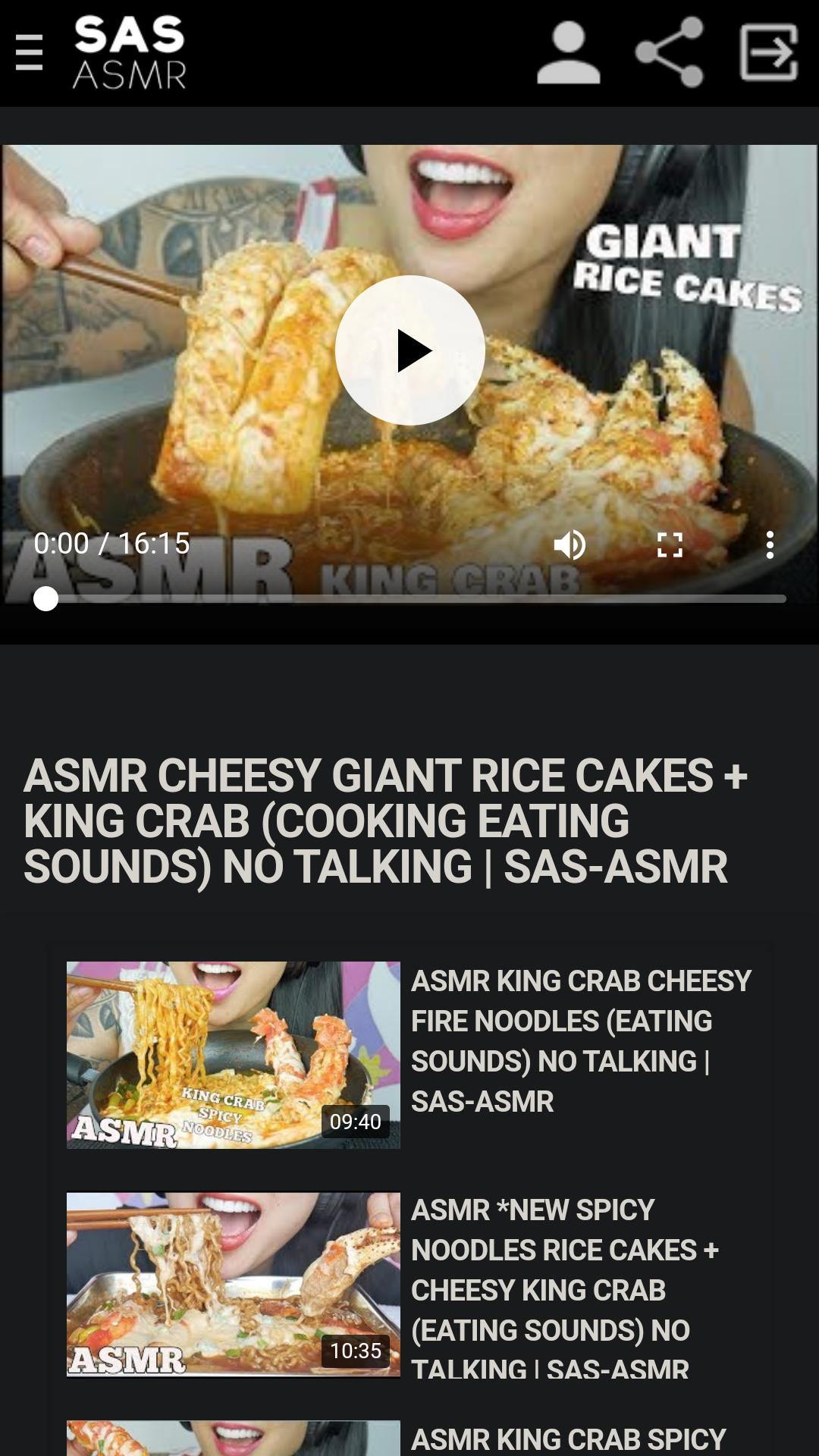 Sas Asmr For Android Apk Download Thank you.***asmr (autonomous sensory meridian response) is a euphoric experience identified by a tingling sensation that triggers positive feelings listening to whisper voice and eating sounds are some examples that trigger asmr. sas asmr for android apk download