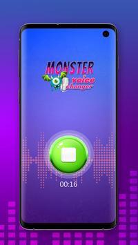 Monster Voice Changer 💀 Monster Sound Effects screenshot 4