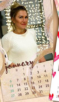 Monthly Photo Calendar 2019 - Calendar Pic Editor screenshot 10