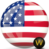 American Flag Wallpaper icon