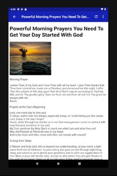 Morning Prayers screenshot 8