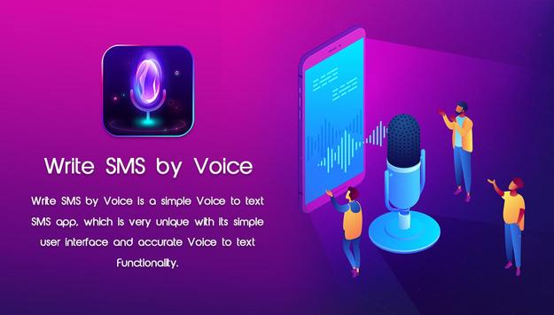 Write Message by Voice: Write SMS by voice screenshot 5