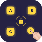 Knock lock screen icon