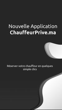 ChauffeurPrive.ma الملصق