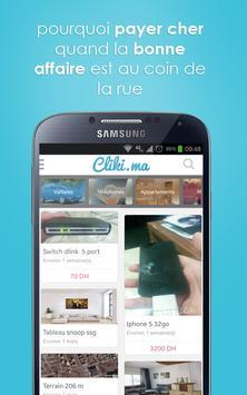 Cliki poster