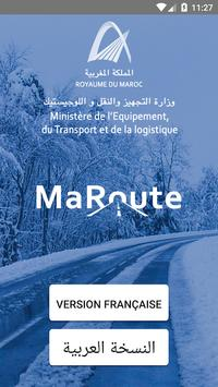 Ma Route poster