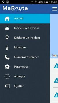 Ma Route screenshot 1