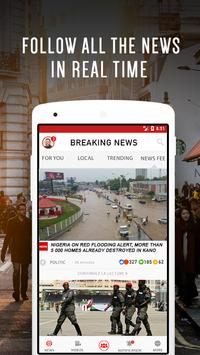 Nigeria Breaking News Latest Local News & Breaking poster