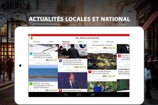 Alertes info: Actualité locale et alerte d'urgence screenshot 9