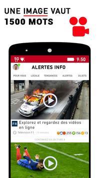 Alertes info: Actualité locale et alerte d'urgence screenshot 3