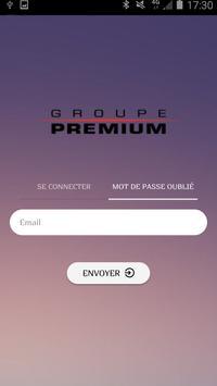 Groupe Premium تصوير الشاشة 1