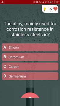 Material Engineering Quiz screenshot 1