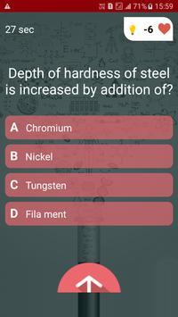 Material Engineering Quiz screenshot 3