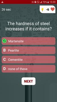 Material Engineering Quiz screenshot 4