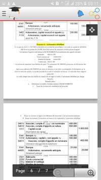 S4 Éco Exercices & Corriges screenshot 1