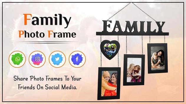 Family Photo Frame screenshot 4
