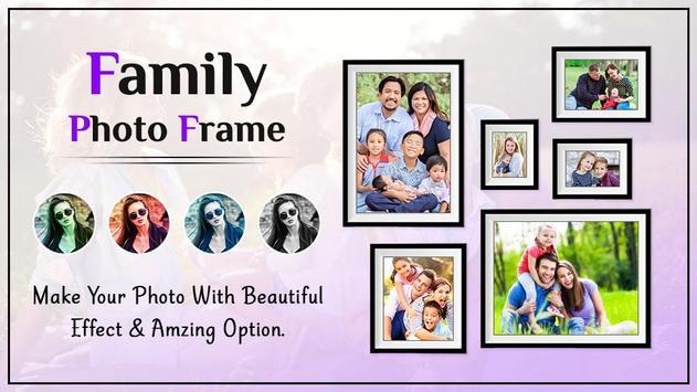 Family Photo Frame screenshot 1