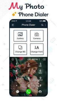 My Photo Phone Dialer: Photo Caller Screen Dialer screenshot 1
