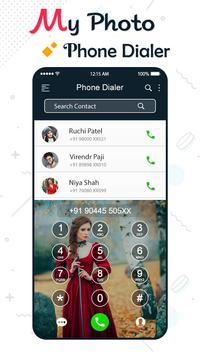 My Photo Phone Dialer: Photo Caller Screen Dialer screenshot 2