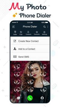 My Photo Phone Dialer: Photo Caller Screen Dialer screenshot 3