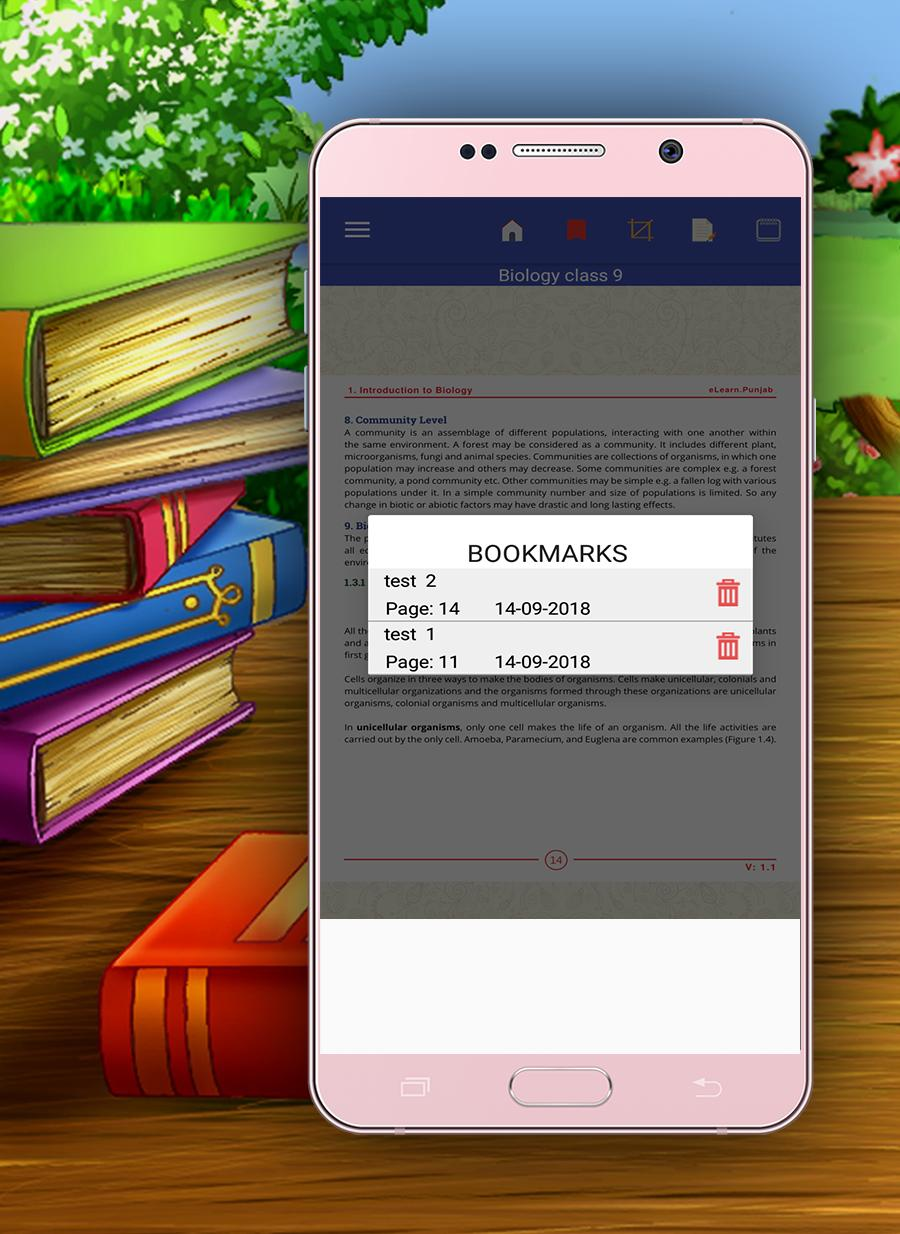 Biology 9th Class Punjab Board for Android - APK Download