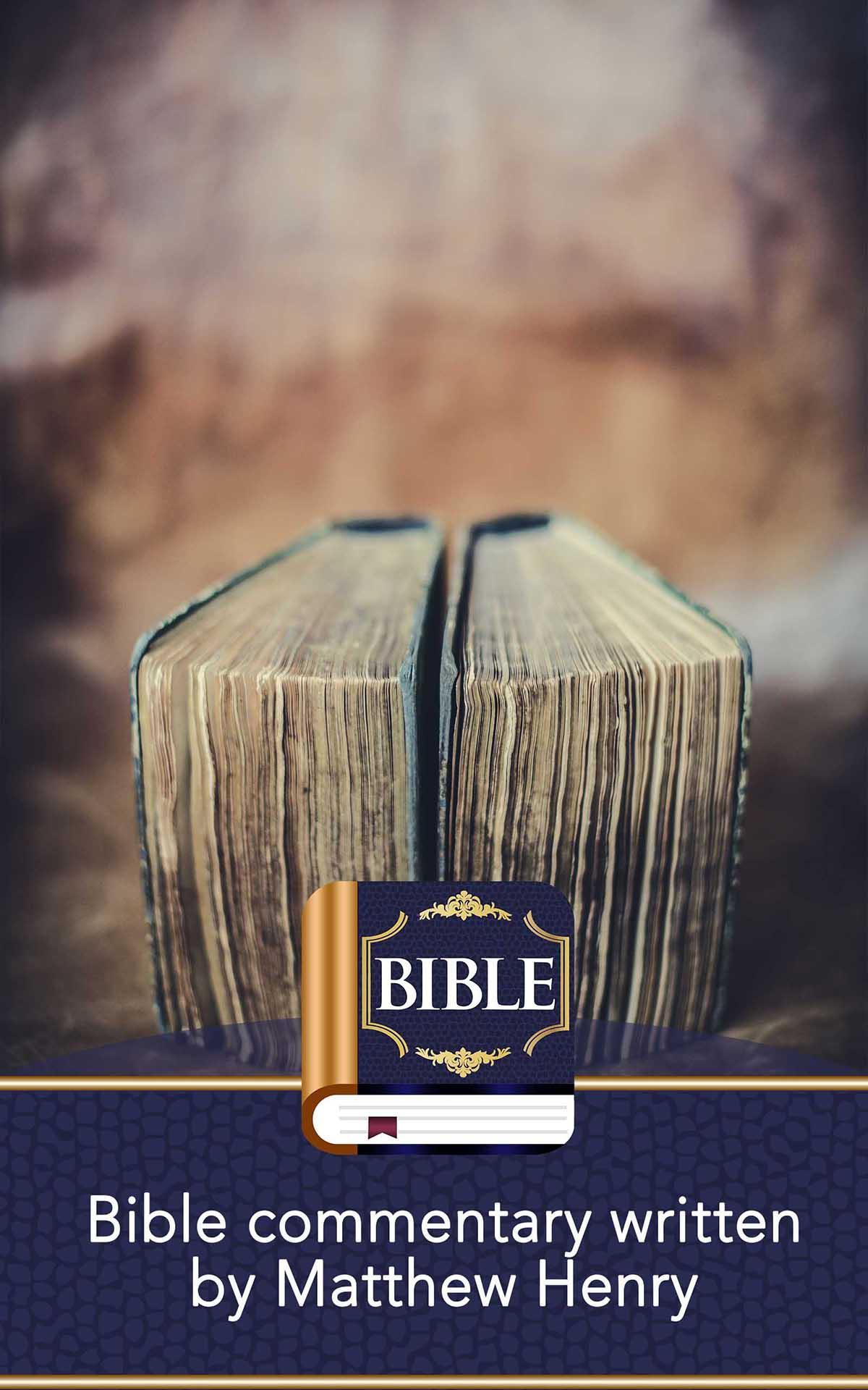 Matthew Henry Commentary for Android - APK Download