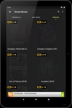 Torrent Movies screenshot 16