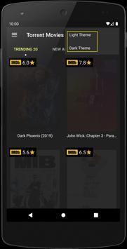 Torrent Movies screenshot 1