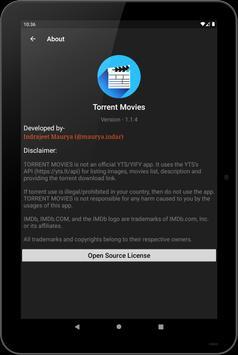 Torrent Movies screenshot 23