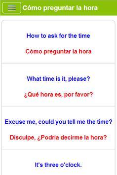 Aprender Inglés gratis captura de pantalla 8