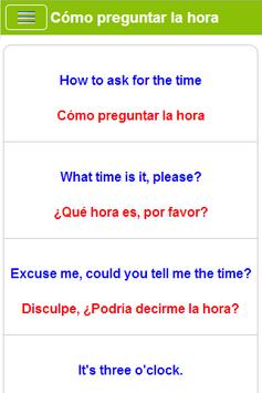 Aprender Inglés gratis captura de pantalla 3